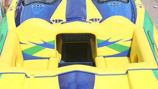Boat Upholstery In Lake Havasu City